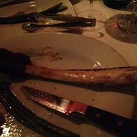 Photo taken at Mastro's Steakhouse by Jason P. on 3/28/2012