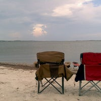 Photo taken at Assateague Island National Campsite Suite A6 by Darren P. on 7/15/2012