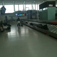 Photo taken at U.S. Connections Baggage Claim by Craig J. on 4/24/2012