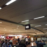 Photo taken at Concourse N Terminal by Carlos E. on 3/8/2012