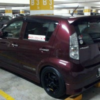Photo taken at Parking Menara 238 by Nasir B. on 12/28/2011