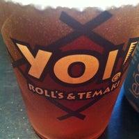Foto tirada no(a) Yoi! Rolls & Temaki por Milady M. em 6/26/2012