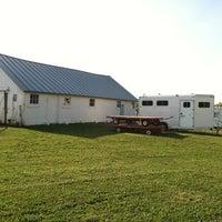 Photo taken at Arrowhead Horse Enterprises by Benjamin B. on 7/9/2011