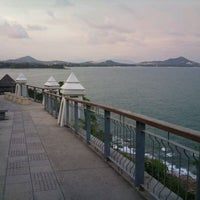 Photo taken at Lad Koh Viewpoint Samui Island by Rami G. on 1/25/2012
