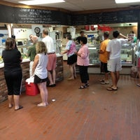 Photo taken at George's Place Fish Market by Marvin K. on 8/4/2012