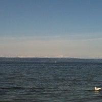 Photo taken at Harbor Island Marina by Soeun K. on 4/22/2012
