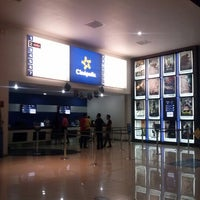 Photo taken at Cinépolis by Jorge N. on 9/13/2012