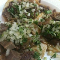 Photo taken at Tacos Mexico by Alain M. on 6/3/2012