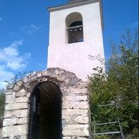 Photo taken at Mănăstirea Butuceni by Liubov M. on 8/18/2012