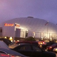 Photo taken at Bell County Expo Center by Rodrigo S. on 12/4/2011