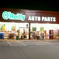 Photo taken at O'Reilly Auto Parts by Chris D. on 11/30/2011