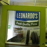 Photo taken at Leonardo's Pizza by J $. on 6/30/2011