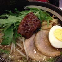Photo taken at Santa Ramen by everpeace S. on 6/25/2012