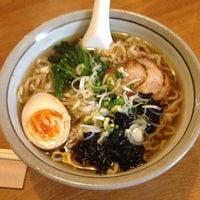 Photo taken at あごだし麺 五島軒 by K on 3/31/2012