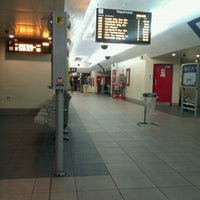 Photo taken at Pontefract Bus Station by mark c. on 1/9/2012