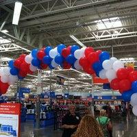 Photo taken at Walmart Supercenter by Douglas S. on 9/14/2011