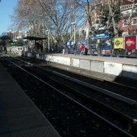 Foto tomada en Estación San Isidro [Línea Mitre] por Laura Cecilia P. el 7/13/2012