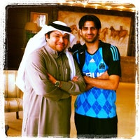 Photo taken at Millennium Hotel Doha by Adel M. on 12/5/2011