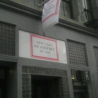 Photo taken at New York Academy of Art by Harold O. on 6/6/2012
