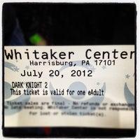 Foto tomada en Whitaker Center for Science & Art por Jonathan K. el 7/21/2012