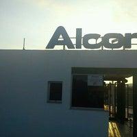 Photo taken at Alcon Spain by Gunter V. on 9/13/2011
