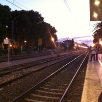 Photo taken at RENFE Salou by Jonathan A. on 9/10/2011