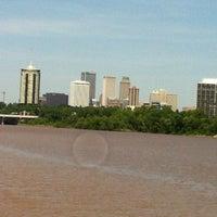Photo taken at Riverside Park by Danny G. on 4/25/2012