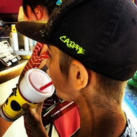 Photo taken at Booster Juice by Jeff C. on 8/18/2012