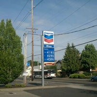 Photo taken at Chevron by Motorcycle D. on 5/15/2012