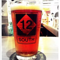 Photo taken at 12 South Taproom & Grill by Beerschoolblog B. on 4/26/2012
