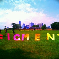 Photo taken at Figment NYC by Eric S. on 6/10/2012