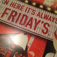 Photo taken at TGI Fridays by Mae M. on 2/7/2012