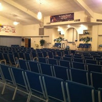 Photo taken at Central Church Of Christ by Jazelynn G. on 1/8/2012