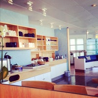 Photo taken at Scandinavian Airlines (SAS) Lounge by Ina Y. on 6/26/2012