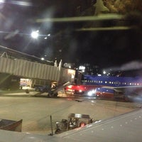 Photo taken at Southwest Airlines Flight 2595 by Den R. on 8/4/2012