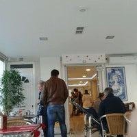 Photo taken at Pastelaria Bambu by Igor Saco A. on 1/18/2012