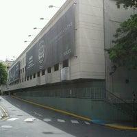 Photo taken at Estacionamiento Doña Fela by Tomás S. on 8/18/2012