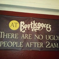 Photo taken at Bootleggers On Broadway by Kenneth D. on 8/16/2011