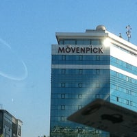 Photo taken at Mövenpick Hotel Izmir by Hasan Suat E. on 8/3/2011