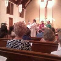 Photo taken at Our Savior Lutheran Church by Sabrina O. on 1/5/2012