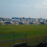 Photo taken at Stadium Sultan Ismail Nasiruddin Shah by amirhasif on 6/12/2012