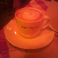 Photo taken at Caffetteria Torre Argentina by Alev P. on 11/30/2011