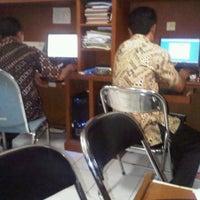 Photo taken at PDAM Kabupaten Badung by tangkas t. on 7/29/2011