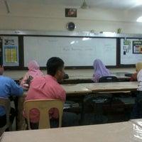 Photo taken at C001,block C IPG K Tuanku Bainun by Anis H. on 6/18/2012