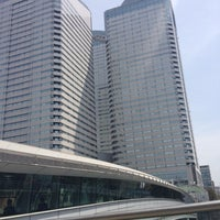 Photo taken at Office Tower X by Hirofumi Y. on 4/10/2012