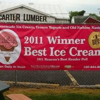 5/4/2012 tarihinde Richard S.ziyaretçi tarafından Pav's Creamery'de çekilen fotoğraf