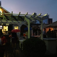 Photo taken at The Salty Dog Ice Cream Shop by Michael on 8/17/2012