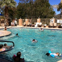 Photo taken at Hilton Phoenix/Mesa by Jonathan L. on 3/23/2012