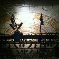 7/28/2012 tarihinde Allie H.ziyaretçi tarafından GALA Hispanic Theater'de çekilen fotoğraf