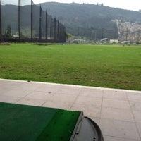 Photo taken at GSG Academia Colombiana de Golf by Juan Carlos O. on 3/19/2012